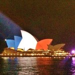SYDNEY OPERA HOUSE PARIS BLACK FRIDAY ISIS TERROR